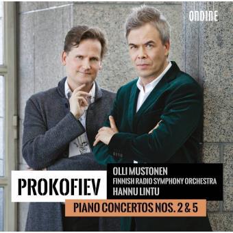 CONCERTOS POUR PIANO NO 2/MUSTONEN
