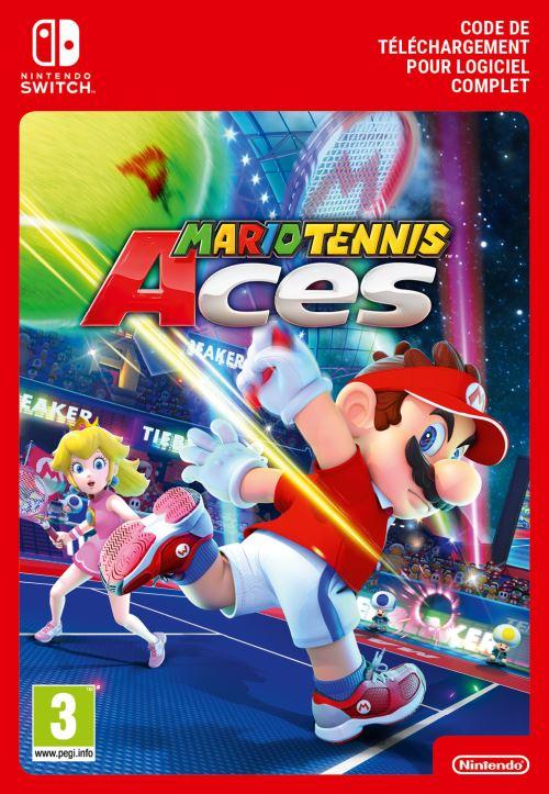 Code de téléchargement Mario Tennis Aces Nintendo Switch