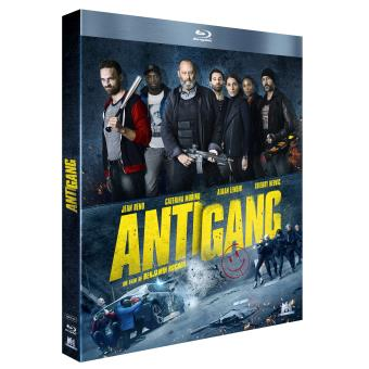 Antigang Blu-ray