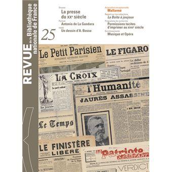 """Résultat de recherche d'images pour """"la presse au XX°"""""""