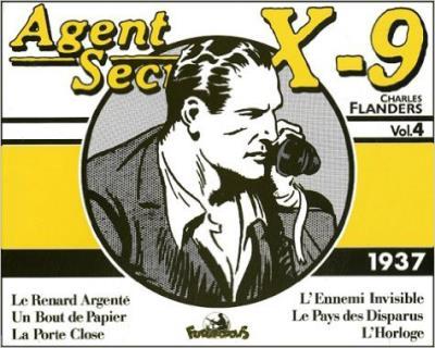 Agent Secret X-9