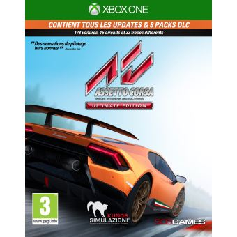 Assetto Corsa Ultimate Edition Xbox One