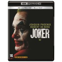 Joker Blu-ray 4K Ultra HD