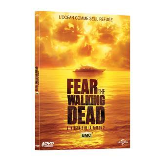 Fear the walking deadFear the walking dead Saison 2 Coffret DVD