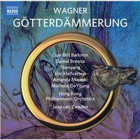 GOTTERDAMMERUNG/4CD