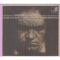 Concerto pour violon opus 61 - Sonate pour violon et piano n°9 op.47 A Kreutzer
