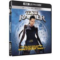 Lara Croft : Tomb Raider Blu-ray 4K Ultra HD