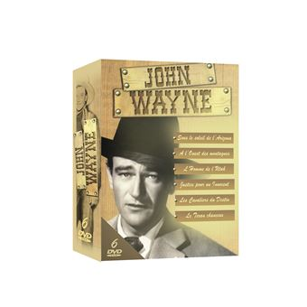 Coffret John Wayne 6 Films DVD