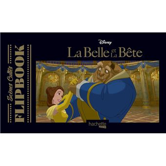 La belle et la bêteFlip Book La Belle et la Bête