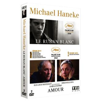 Le ruban blanc - Amour Coffret 2 DVD