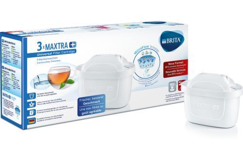 Pack de 3 Cartouche filtre à eau Brita Maxtra+