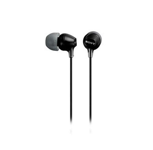 Ecouteurs Sony MDR EX15 Noir