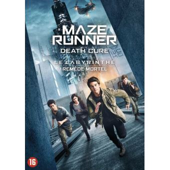 MAZE RUNNER: THE DEATH CURE-BIL