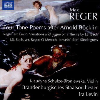Quatre poèmes symphoniques d'après Arnold Bocklin