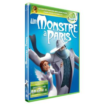 Un monstre à Paris DVD