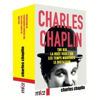 Coffret Charlie Chaplin Le meilleur DVD