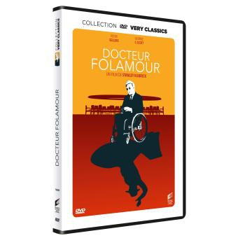 Dr. Folamour DVD