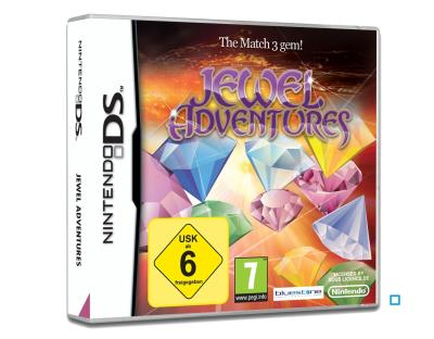 Jewel Adventures DS