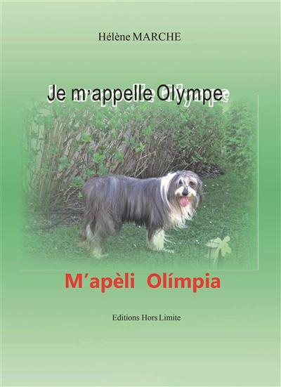 Je m'appelle Olympe