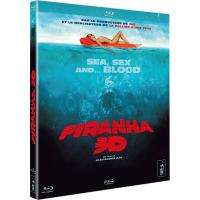 Piranha 3D - Blu-Ray - Versions 2D et 3D