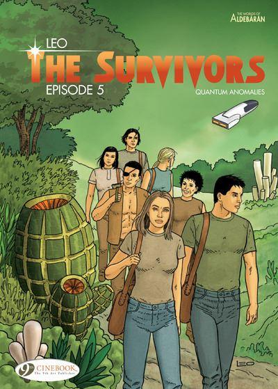 The survivors - tome 5 Quantum anomalies