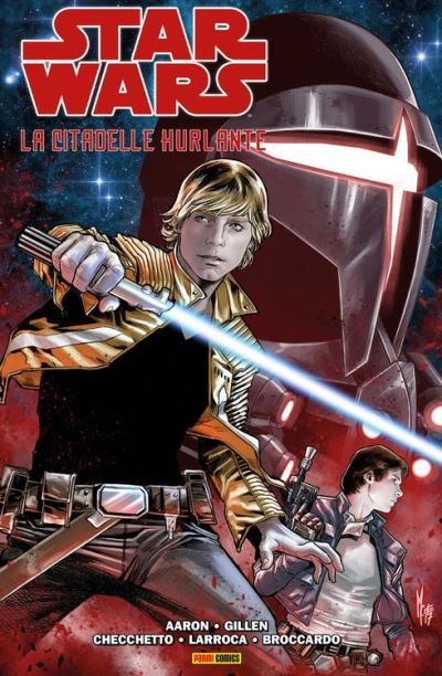 Star Wars - La citadelle hurlante - 9782809472479 - 9,99 €