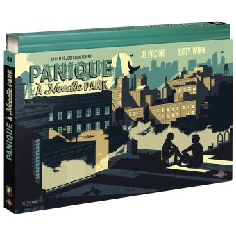 Panique à Needle Park Coffret Ultra Collector 3 Combo Blu-ray DVD