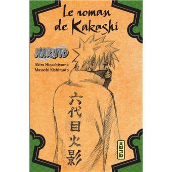 Naruto Tome 3 Le Roman De Kakashi