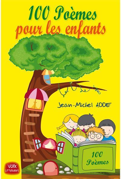 100 poèmes pour les enfants