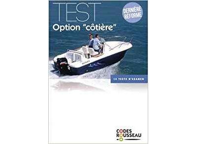 Code Rousseau test option côtière 2018