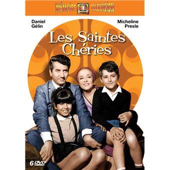 Les Saintes ChériesLes Saintes Chéries L'intégrale de la série Coffret DVD