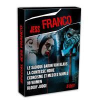 Coffret Jess Franco
