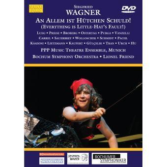 An Allem Ist Hütchen Schuld Opus 11 DVD