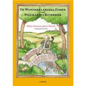 De wonderbaarlijke zomer van Polukarpus Boterbier