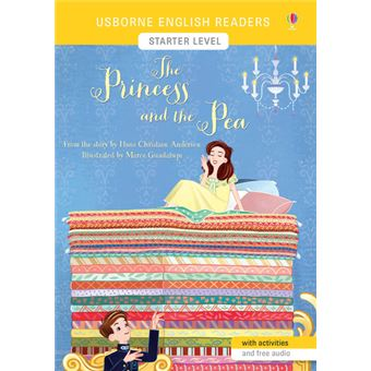 The Princess and the Pea - English Readers Starter Level