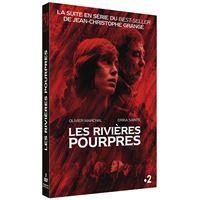 Les Rivières pourpres Saison 1 DVD