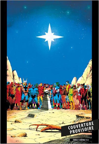 La fin des super-heros
