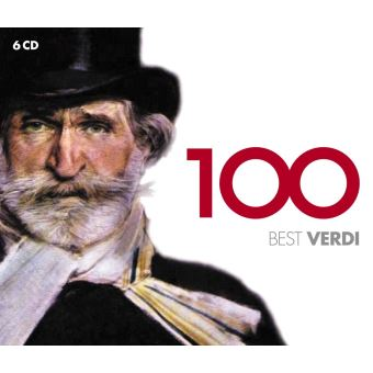 100 BEST VERDI/6CD