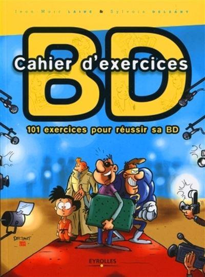Cahier d'exercices BD