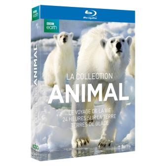 Coffret Collection Animal 3 documentaires Blu-ray