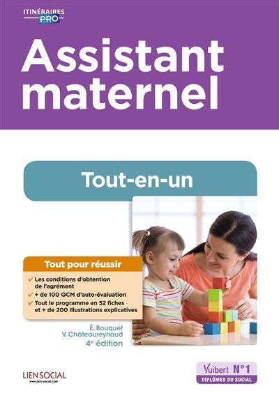 Assistant maternel - Tout-en-un