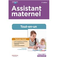 Assistant maternel Tout-en-un