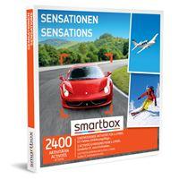 Coffret cadeau Smartbox Sensations