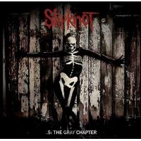 5 : The gray chapter Edition Deluxe - 14 titre sur le CD 1 + 2 bonus tracks sur le CD 2 + les 2 titres cachés.