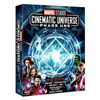 Coffret Marvel Studios Cinematic Universe Phase 1 Blu-ray