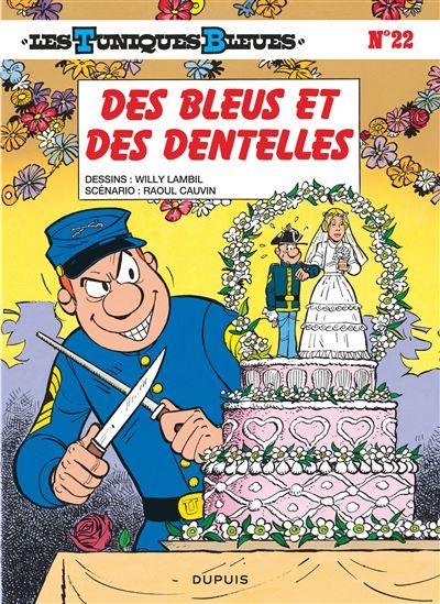 Les Tuniques Bleues - Des Bleus et des dentelles (Opé été 2020)