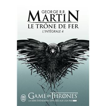 Game Of Thrones Le Trone De Fer Volumes 10 A 12 Tome 4 L Integrale