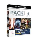 Coffret N° 2 Exclusivité Fnac Blu-ray 4K Ultra HD