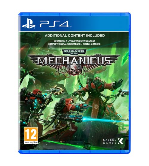 Warhammer 40000 : Mechanicus PS4