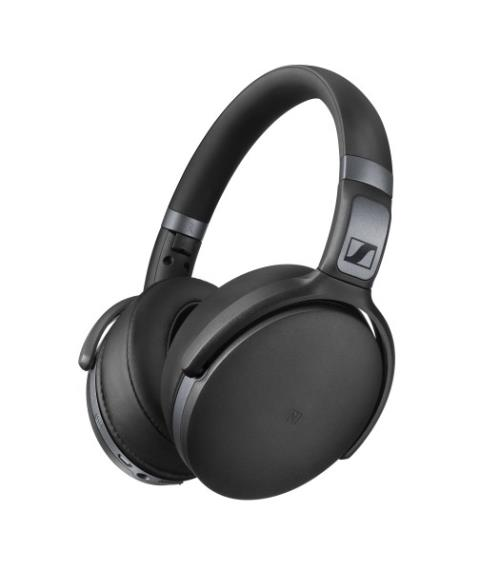 Casque HD 4.40 Bluetooth Wireless Noir